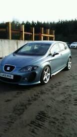 Seat leon sport not a4 bmw a3 Vauxhall