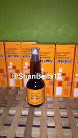 Apetamin - Brand new, sealed 200ml bottles. FREE POSTAGE!