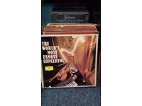 CLASSICAL RECORDS/BOXSETS LPS