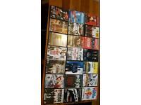 Dvds for sale all good films.