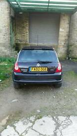 Renault clio 2.0 172 cup