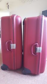 Large Samsonite Suitcases