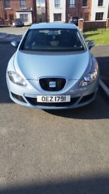 Seat Leon Refrence 1.6. 2007. Fsh, 62k miles