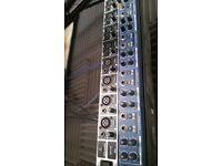 Behringer ADA8000 Ultragain Pro8 Digital High End 8 Channel A/D and D/A Converter
