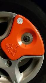 Al-ko 15 wheel lock