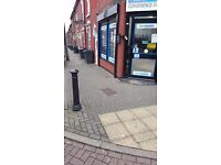 GROCERY CORNER SHOP LEASE FOR £9000 RENT £450