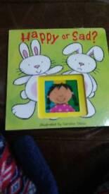 Happy or sad book