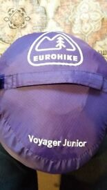 Junior Sleeping bag - Eurohike Voyager Junior