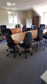 Fantastic Furnished Conference room available to rent £80 PER DAY