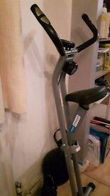BARGAIN 3 items (folding exercise bike/folding rower and one other item ££80 ono - LONDON E17 area