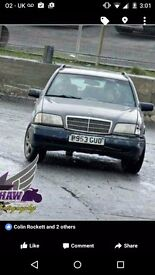 DRIFT CAR MERC C180