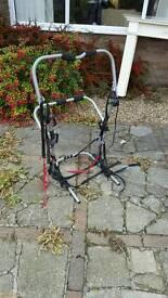 Rear fitting bike carrier