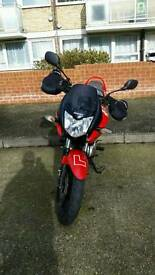 honda cbf 125 learner legal