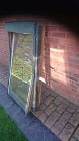 USED VELUX WINDOW GGL 308 CENTRE PIVOT 78X140