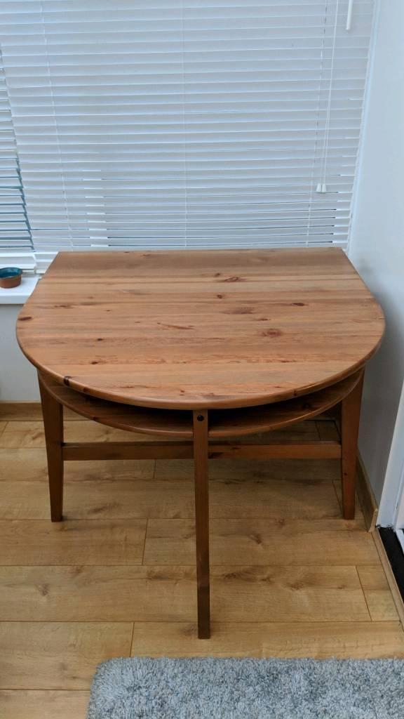 Ikea Kitchen Belfast Tables, Half Circle Table Ikea