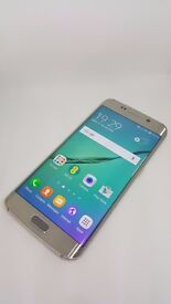 Samsung Galaxy S6 Edge Gold 32GB EE/Orange/T-Mobile/Virgin, Good Condition & Charger