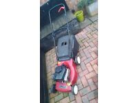 Petrol lawn mower very good working order £50.00 ovno