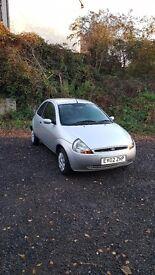 Ford ka collection 2002 1299cc