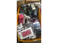 mobile phone cases and covers for various iphone samsung blackberry htc phones job lot 2000+ cases