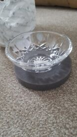 Brand new Waterford crystal lismore 4inch bowl