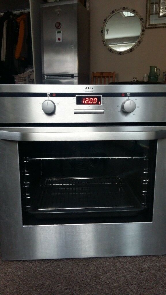 Aeg Electrolux B1180 5 Built In Electric Oven In Hayes London
