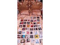 Depeche Mode Collection of 45pcs CDs/DVDs.