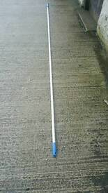6 x Paint Roller Extension Poles extending From 10ft