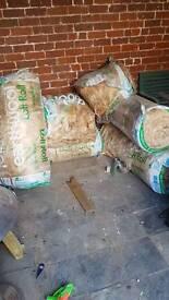 Loft insulation 200 mm