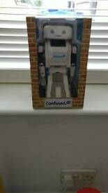 Brian the confused . Com robot