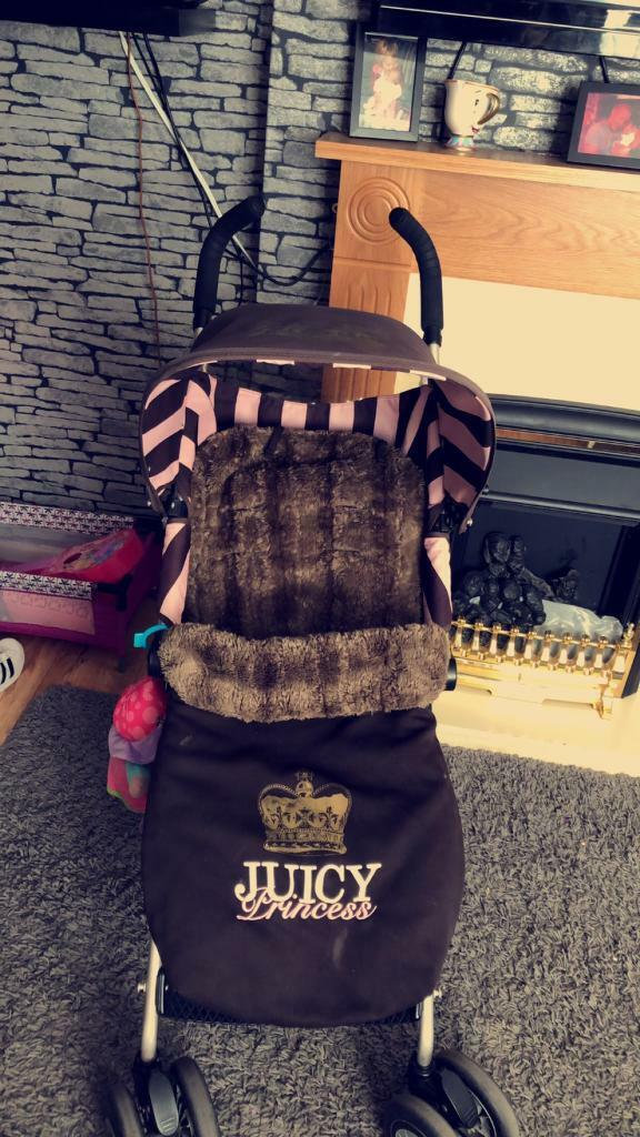 Limited Edition Juicy Couture Stroller By Maclaren In Manchester Airport Manchester Gumtree