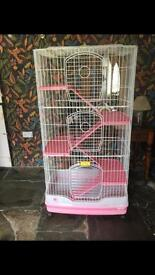 Large cage for rats/ chinchillas