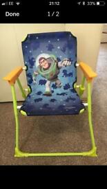 Buzz Lightyear Seats. Set of 3. Excellent Condition.
