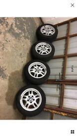 BMW style 30 alloy wheels