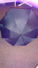 Pram parasole