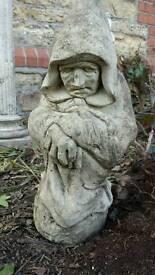 Stone cast man