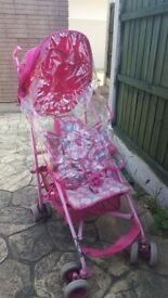 Mothercare Pushchair with Raincover