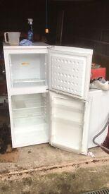 Fridge freezer and washing machine