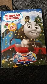 Brand new Thomas and friends annual 2017