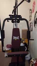 Gym equipment for sale £350.00 Not used much .
