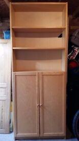 Bookshelf - ikea billy bookshelf with doors