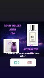 Alien perfume alternative