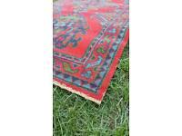 Antique carpet/ runer
