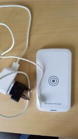 Wireless charger for mobiles