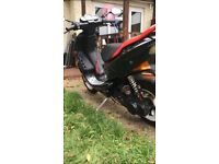 Speedfight 2 70cc 55 plate
