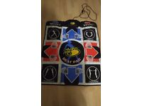 Beat Pad dance mat and Dance Xtra disc - as new, excellent condition