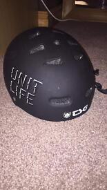Tsg bmx or skateboard helmet