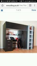 2 Calder Cabin Beds