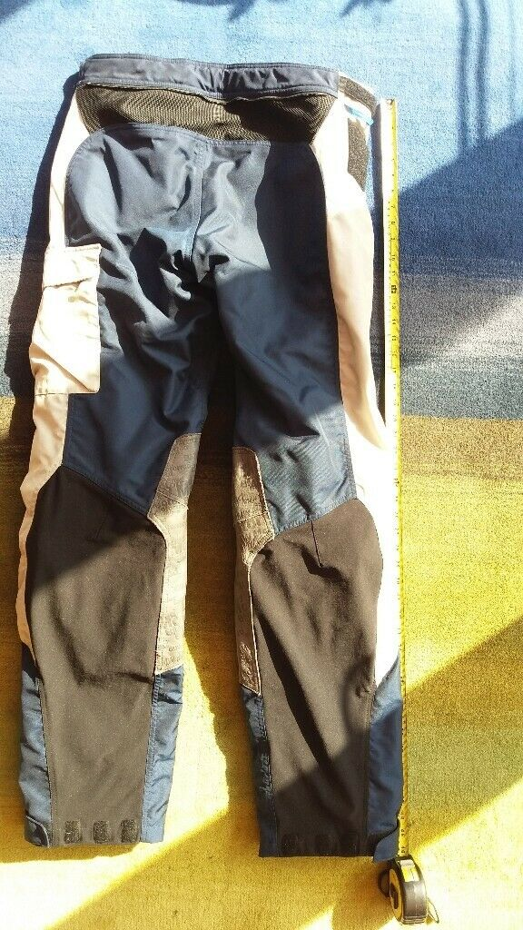 Bmw Rallye Goretex Trousers Size Euro 110 In West Kilbride North Ayrshire Gumtree