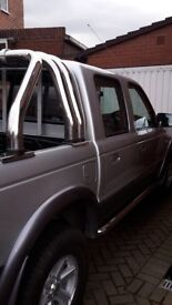 REDUCED PRICE Ford ranger xlt double cab