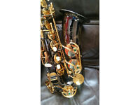 Saxophone for sale £200 ONO
